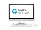 Моноблок HP Pavilion 27 I 27-r116ur Non-Touch Intel Core i7-8700T 8GB DDR4 (1X8GB)1TB AMD Radeon 530 2Gb no DVDUSB KBD,  .... (4HC67EA#ACB)