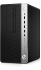 Пк HP EliteDesk 705 G4 MT AMD Ryzen 5 Pro 2400G (3.6-3.9GHz, 4 Cores), 8Gb DDR4-2666(1), 1Tb 7200, DVDRW, USB Slim Kbd+U .... (4HN11EA#ACB)