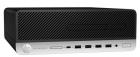 Персональный компьютер HP EliteDesk 705 G4 SFF AMD R7 Pro 2700 / 8GB / 256GB SSD / W10p64 / DVD-WR / 3yw / USB Slim kbd .... (4HN50EA#ACB)