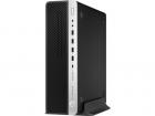 Пк HP EliteDesk 800 G4 SFF Core i7-8700k 3.7GHz, 16Gb DDR4-2666(1), 512Gb SSD, DVDRW, USB kbd+mouse, USB-C, 3y, Win10Pro (4KW59EA#ACB)