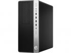 Пк HP EliteDesk 800 G4 TWR Core i5-8500 3.0GHz, 8Gb DDR4-2666(1), 256Gb SSD, AMD Radeon RX 580 4Gb GDDR5, DVDRW, USB kbd+mous .... (4KW82EA#ACB)