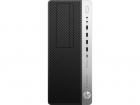 Пк HP EliteDesk 800 G4 TWR Core i7-8700 3.2GHz, 8Gb DDR4-2666(1), 256Gb SSD, AMD Radeon RX 580 4Gb GDDR5, DVDRW, USB kbd+mous .... (4KW92EA#ACB)