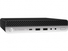 Персональный компьютер HP EliteDesk 800 G4 Mini Core i7-8700T 2.4GHz, 8Gb DDR4-2666(1), 256Gb SSD, AMD Radeon RX 560 4Gb GD .... (4KX50EA#ACB)