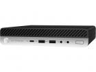 Персональный компьютер HP EliteDesk 705 G4 DM, AMD R5 Pro 2400GE, 8GB, 512GB SSD, USB Slim kbd/ mouse, Stand, Win10Pro(6 .... (4KX73EA#ACB)