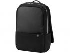 Рюкзак для ноутбука Case HP Pavilion Accent Backpack 15 Black/ Silver cons (4QF97AA#ABB)