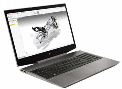 "Ноутбук без сумки HP ZBook 15v G5 Core i7-8750H 2.2GHz, 15.6"" FHD (1920x1080) IPS AG, nVidia Quadro P600 4Gb GDDR5, 8Gb .... (4QH98EA#ACB)"