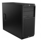 Рабочая станция HP Z2 G4 TW, E-2136, 8GB (1x8GB) DDR4-2666 ECC, 256 SSD, DVD-ODD, no graphics, mouse, keyboard, Win10p64 .... (4RW88EA#ACB)