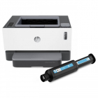 Принтер HP Neverstop Laser 1000a Printer (A4, 600dpi, 20ppm, 32Mb, USB 2.0, 1 tray 150, toner 5000 page full in box ) (4RY22A#B19)