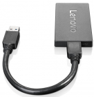 Адаптер Lenovo Universal USB 3.0 to DisplayPort Adapter (4X90J31021) (4X90J31021)