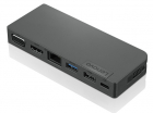 Адаптер Lenovo Powered USB-C Travel Hub (4X90S92381)