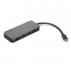 Порт-репликатор Lenovo USB-C to 4 Ports USB-A Hub (4X90X21427)
