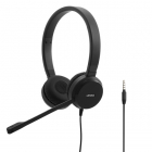 Проводная гарнитура LENOVO WIRED VOIP STEREO HEADSET (4XD0S92991)