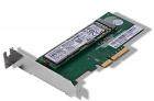 Адаптер ThinkStation M.2.SSD Adapter-low profile for P320 SFF, P330 SFF, P310 SFF (4XH0L08579) (4XH0L08579)