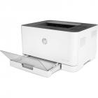 Принтер HP Color Laser 150a Printer (A4, 600x600dpi, (18(4)ppm, 64Mb, USB 2.0, 1tray 150, 1y warr, cartridges 700b &500c .... (4ZB94A#B19)