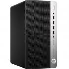 Пк 705G4PNRMT / Platinum 400W / Ryzen5Pro26006C / 8GB / 256GB M.2 PCIe NVMe / W10p64/ DVD-WR / 3yw / GTX 1060 / No kbd / .... (4HN22EA#ACB)