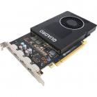 Видеокарта ThinkStation Nvidia Quadro P2000 5GB GDDR5 DPx4 Graphics Card with HP Bracket (4X60N86662)