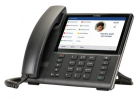 """Телефон проводной MITEL 6873i SIP Phone 7"""" 800x480 touchscreen, BT 4.0, USB, 24 линии, 2 гигабитных порта (без блока пит .... (50006790)"""