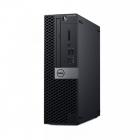 Персональный компьютер Dell Optiplex 5060 SFF Core i7-8700 (3,2GHz)8GB (2x4GB) DDR4256GB SSDIntel UHD 630W10 ProTPM, VGA .... (5060-1134)