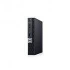 Персональный компьютер Dell Optiplex 5070 Micro Core i7-9700T (2, 0GHz) 8GB (1x8GB) DDR4 256GB SSD + 1TB (7200 rpm) Inte .... (5070-6725)