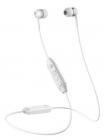 Sennheiser CX 350 BT White, Внутриканальные Bluetooth наушники с микрофоном, 17 - 20000 Гц, Bluetooth 5.0, кодек ААС, ap .... (508383)