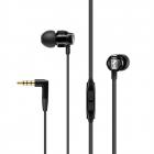 Sennheiser CX 300S BLACK, Универсальные внутриканальные наушники с микрофоном, 17 - 21000 Гц, 18 Ом, кабель кабель 1, 2 .... (508593)