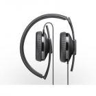 Sennheiser HD 100 Накладные закрытые наушники, складные, 18-18000Гц, 1, 4м, угловой 3.5мм, 110дБ (508596)