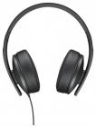 Sennheiser HD 300, Закрытые охватывающие наушники, 18 - 20000 Гц, 18 Ом, кабель 1, 4 м, разъём 3, 5 мм (508597)
