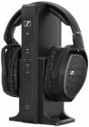 Sennheiser RS 175-U, Цифровая беспроводная РЧ-система с закрытыми охватывающими наушниками, 17 - 22000 Гц, режимы Bass B .... (508676)