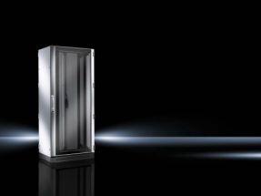 """TS IT Шкаф 800x2100x1000 42U вентилируемые двери, 19"""" монтажные рамы, предсобранный TS IT Шкаф 800x2100x1000 42U вентили .... (5509161)"""