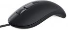 Мышь Dell Mouse MS819, со сканером отпечатков пальцев, проводная (570-AARY) (570-AARY)