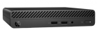 Персональный компьютер HP 260 G3 Mini Pentium 4415U, 4GB, SSD 128GB M.2, Realtek RTL8821CE AC 1x1 BT, USBkbd/ mouse, Sta .... (5FY70ES#ACB)