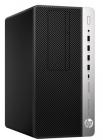 Пк HP EliteDesk 705 G4 MT, AMD Ryzen 7 Pro 2700, 16GB, 256GB SSD + 2TB HDD, AMD RX 580, DVD-RW, USB Conferencing Kbd/ mo .... (5JF50ES#ACB)