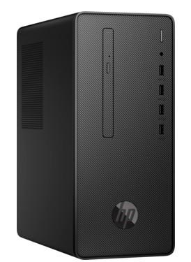 Персональный компьютер HP DT PRO A G2 MT AMD Ryzen3 Pro 2200G, 4GB, 500GB, DVD-WR, usb kbd/ mouse, Win10Pro(64-bit), 1-1 .... (5QL21EA#ACB)