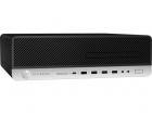 Пк HP EliteDesk 800 G4 SFF Core i7-8700 3.2GHz, 8Gb DDR4-2666(1), 256Gb SSD, USB Slim Kbd+Mouse, Stand, HDMI, Platinum 250W, 3y .... (5RM73EA#ACB)