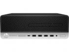 Пк HP ProDesk 600 G4 SFF Core i3-8100 3.6GHz, 4Gb DDR4-2666(1), 1Tb 7200, USB Slim Kbd+Mouse, Stand, HDMI, Platinum 180W, 3y, Fr .... (5RM88EA#ACB)