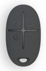 Брелок управления AJAX Брелок, Чёрный | SpaceControl Key Fob, Black (6108.04.BL1) (6108.04.BL1)