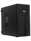Корпус Mini Tower InWin EFS057BL Black RB-S500HQ70 H U3*2+U2*2+A(HD) + Screwless + key lock + key*3pcs (6134585)