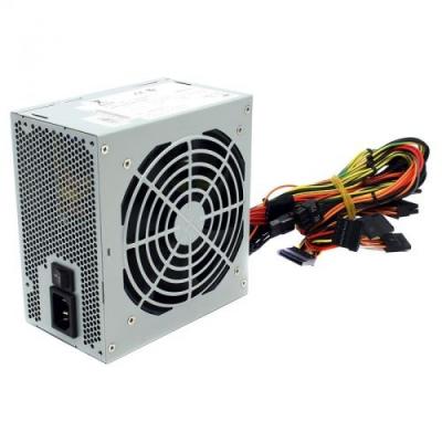 Блок питания INWIN Power Supply 500W IP-S500BQ3-3 500W 12cm sleeve fan, v. 2.31, Active PFC, with power cord (Black) (6139573)