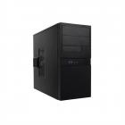 Корпус Mini Tower InWin EFS066BL Black 400W RB-S400T7-0 U3*2+A(HD) + Screwless mATX (6141923)