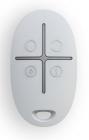 Брелок управления AJAX Брелок, Белый | SpaceControl Key Fob, White (6267.04.WH1)
