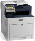 Цветное МФУ XEROX WC 6515N (A4, P/ C/ S/ F, 28/ 28ppm, max 50K pages per month, 2GB, PCL6, PS3, ADF, USB, Eth) (6515V_N)