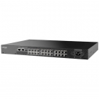 Коммутатор Lenovo ThinkSystem DB610S, 8 ports w/ 16Gb SWL SFP, 1 PS, rail kit (1yr) (6559F2A)