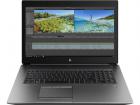 """Ноутбук без сумки HP ZBook 17 G6 Core i7-9750H 2.6GHz, 17.3"""" FHD (1920x1080) IPS ALS AG, nVidia Quadro T1000 4Gb GDDR6, .... (6TU96EA#ACB)"""