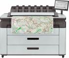 Широкоформатный принтер HP DesignJet XL 3600 dr MFP (3 A1/ min, 2 rolls) (6KD25A#B19)