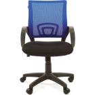 Офисное кресло Chairman 696 Россия TW-05 синий (7006516)