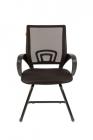 Офисное кресло Chairman 696 V Россия TW-01 черный (7018101)