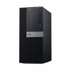Персональный компьютер Dell Optiplex 7060 MT Core i5-8500 (3,0GHz)8GB (2x4GB) DDR41TB (7200 rpm)AMD R5 430 (2GB)W10 Prov .... (7060-6122)