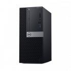 Персональный компьютер Dell Optiplex 7060 MT Core i7-8700 (3,2GHz)8GB (2x4GB) DDR41TB (7200 rpm)AMD RX 550 (4GB)W10 Prov .... (7060-7700)