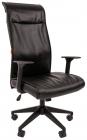 Офисное кресло Chairman 510 Россия экопремиум черная (7060646)