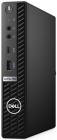 Персональный компьютер Dell Optiplex 7080 Micro Core i7-10700T (2, 0GHz) 8GB (1x8GB) DDR4 256GB SSD AMD RX 640 (4GB) W10 .... (7080-5184)